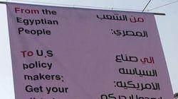 L'avertissement égyptien qui fait le tour du