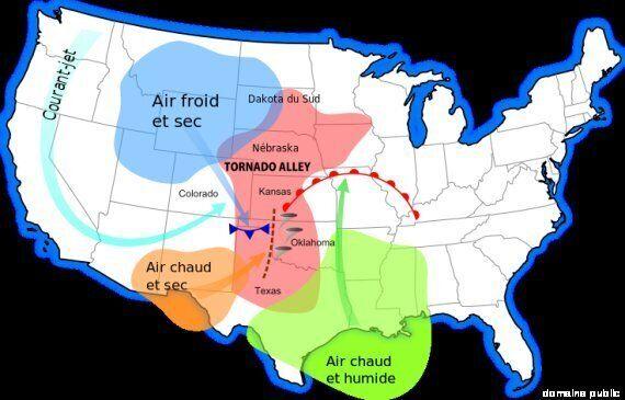 Comment prévoir les tornades et comment se