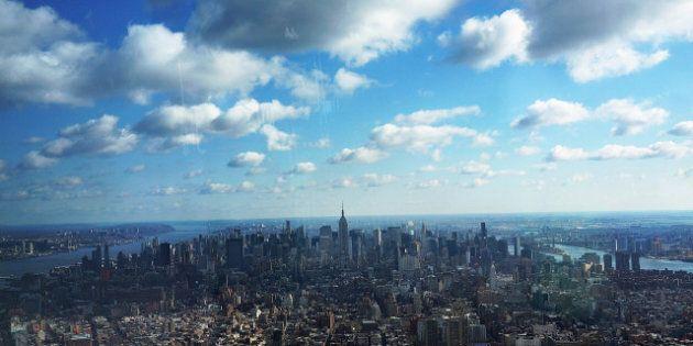 World Trade Center: de nouvelles images prises du 100e étage