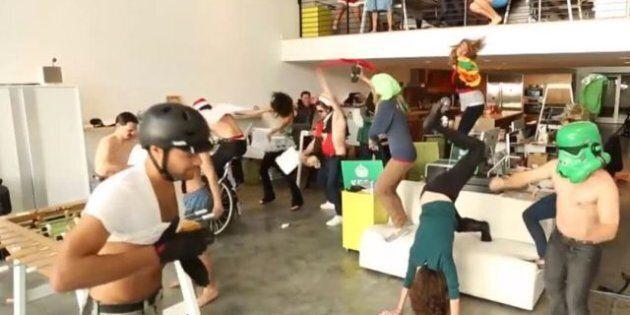 « Harlem Shake »: le nouveau phénomène vidéo qui enflamme