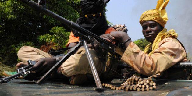 Centrafrique: les rebelles disent avoir pris le palais