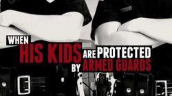 La vidéo du lobby des armes sur les filles Obama est