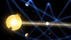 Et si notre système solaire était un vortex?