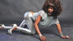 La première actrice porno dans l'espace