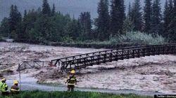 Alberta: le sud de la province est touché par d'importantes inondations