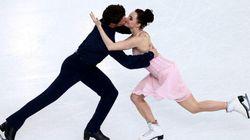 Sotchi: Virtue et Moir remportent la médaille d'argent en danse sur glace (PHOTOS /