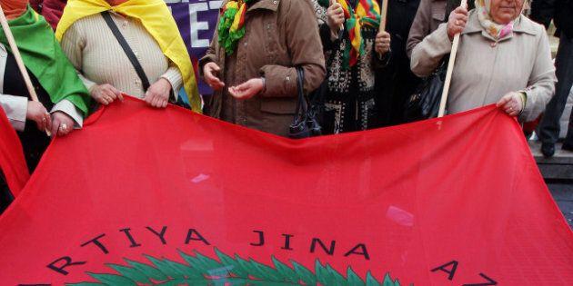 Trois activistes kurdes retrouvées mortes à