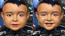 Diego, l'effrayant robot aux 1000 expressions de visage