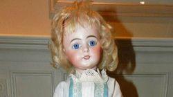 Cette poupée parlante du 19e siècle va vous donner froid dans le
