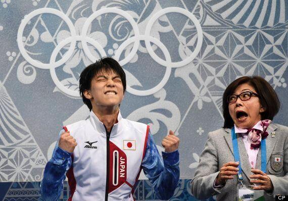 Cette photo restera dans l'histoire des Jeux