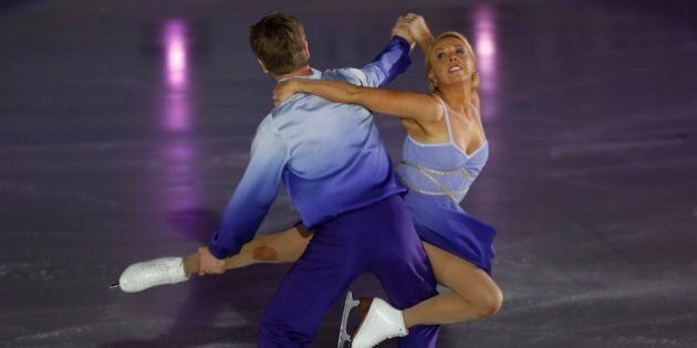Jayne Torvill and Christopher Dean perform the routine which gave them the first, and so far only, perfect...