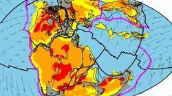 De la Pangée aux continents actuels : voyez comment la Terre a