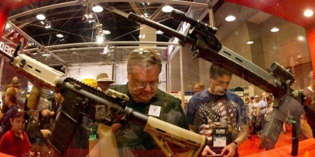 Tuerie de Newtown: ces sénateurs pro-armes à feu qui ne veulent pas s'exprimer à la