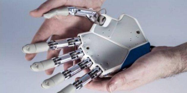 La première main bionique permettant de restaurer le toucher bientôt greffée