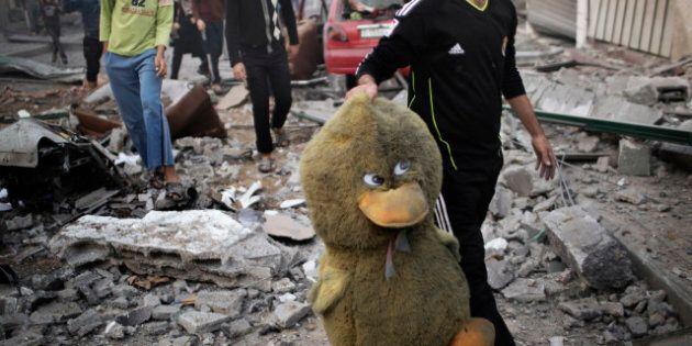 Gaza : les dernières informations sur le conflit israélo-palestinien (EN