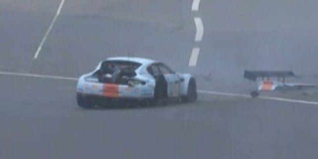 24 Heures du Mans: le pilote danois Allan Simonsen décède dans un accident