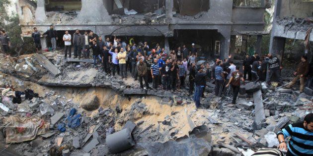Gaza: les dernières évolutions du conflit israélo-palestinien (EN