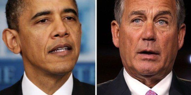 «Précipice fiscal»: toujours pas d'entente en vue entre Barack Obama et les