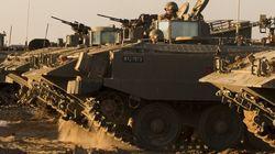 Israël se prépare à une offensive