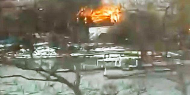 Deux pompiers tués par balle sur les lieux d'un incendie dans l'État de New York