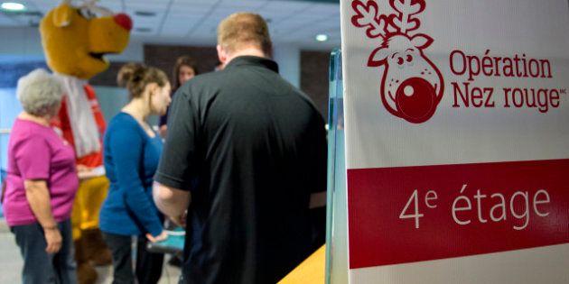Nez Rouge recherche des bénévoles en prévision d'une autre fin de semaine