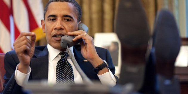 Investiture de Barack Obama : il faut regarder la marque de ses chaussures