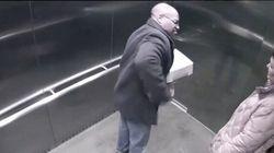 Un policier se tire dessus accidentellement dans un ascenseur