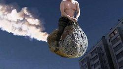 Après la pluie de météorites, la pluie de