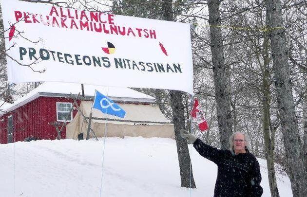Val-Jalbert: Entre intimidation et