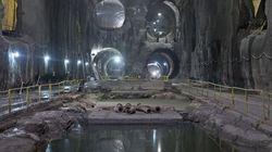 Un tunnel gigantesque creusé sous New York