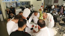 Championnat du Monde de Pâtisserie: 3 candidats pour représenter la