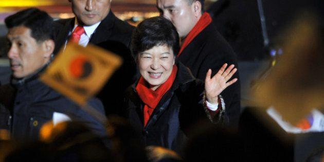 Park Geun-Hye, fille de dictateur et première femme présidente de Corée du