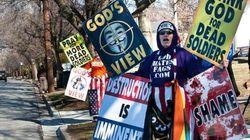 Ils voient la volonté de Dieu dans la tuerie de Newtown... Et s'attirent les foudres