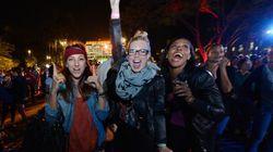 Cannabis, mariage gai, parité: nuit de votes