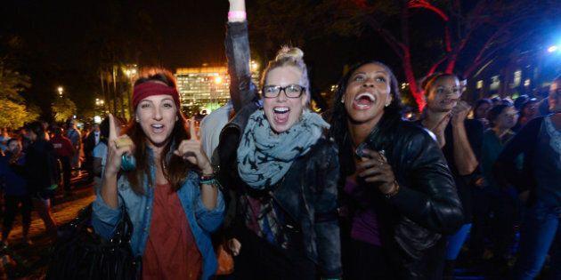 Cannabis, mariage gai, parité: nuit de votes progressistes aux