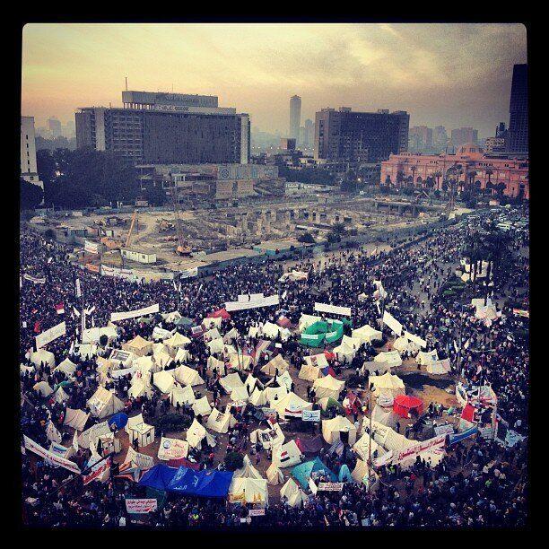 L'Égypte profondément divisée, les deux camps de manifestants s'évitent dans la