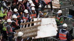 Hong Kong: la police arrête les derniers
