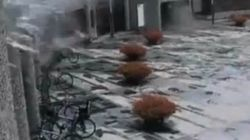 La vidéo d'Anders Breivik, prise par les caméras de