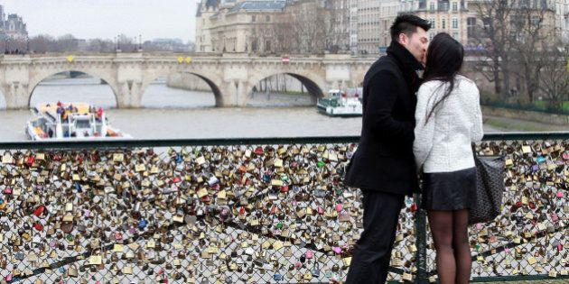 Paris: retrait de 45 tonnes de «cadenas
