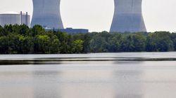 Sandy: trois réacteurs nucléaires mis à l'arrêt dans l'est des