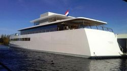 Le bateau dont Steve Jobs ne profitera