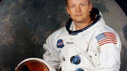 Neil Armstrong, de la lune à la
