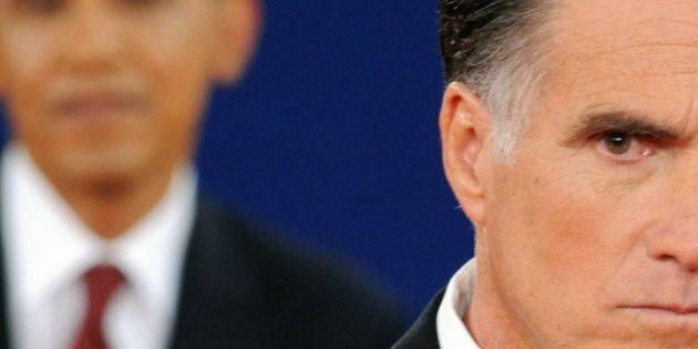 Débat Obama-Romney : place à l'international, sujet peu porteur et ultra-sensible