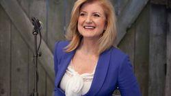 Arianna Huffington présente son « GPS pour l'âme