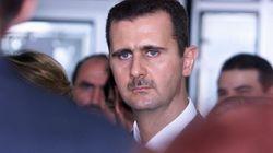 Bachar Al-Assad serait au bord de la mer