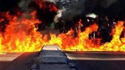 Des quartiers de Damas mitraillés par les