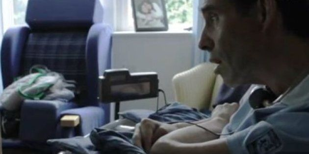 Twitter : Atteint du Locked-in syndrome, Tony Nicklinson tweete avec les yeux