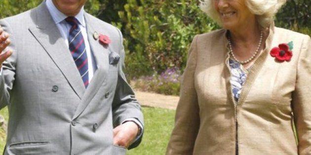 Le prince Charles arrive dimanche au Canada pour une visite de 4