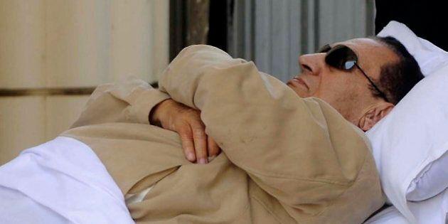 Le procureur ordonne le retour de l'ex-président égyptien en