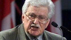 L'ancien ministre de l'Éducation Paul Gérin-Lajoie en croisade contre la CAQ